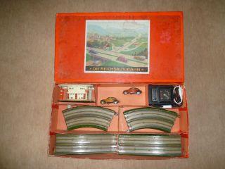 Selten Tippco Elektrische Reichsautobahn 1937 M.  Ovp Aus Katalog 137 A Von 1937 Bild