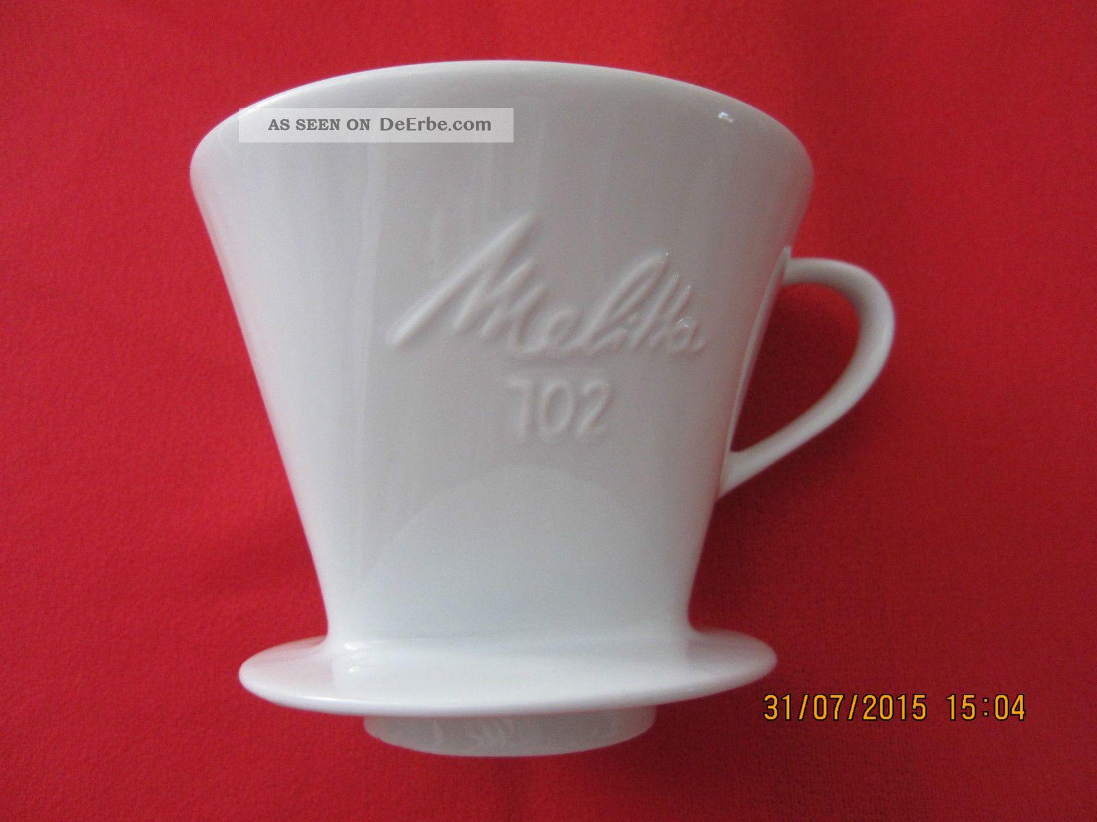 alter melitta kaffeefilter 102 porzellan 1 loch. Black Bedroom Furniture Sets. Home Design Ideas