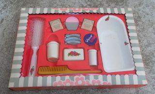 Hausser´s Puppenzubehör Hausser Elastolin Vintage Für Puppen Sammler Bild