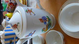 Kaffeeservice Für Kinder Bild