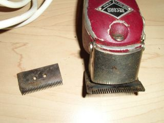 Haarschneide - Apparat - Dachbodenfund - Sehr Alt -