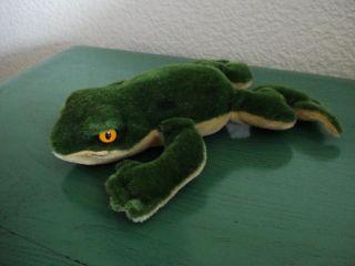 Steiff - Frosch, Bild
