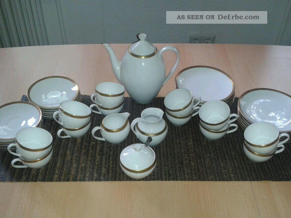 arzberg kaffee service f r 12 personen. Black Bedroom Furniture Sets. Home Design Ideas