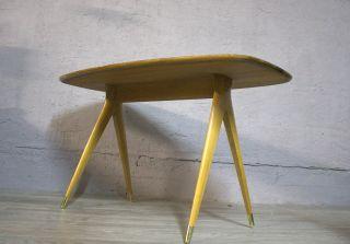 Midcentury Modern Coffee Table Couchtisch Tisch Nierentisch 50s 50er Bild