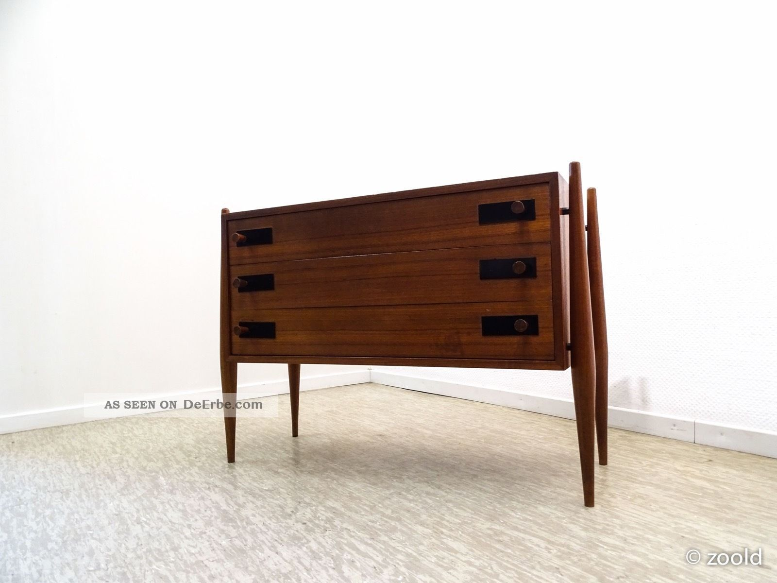 sideboard teak skandinavisch d nisch midcenutry. Black Bedroom Furniture Sets. Home Design Ideas