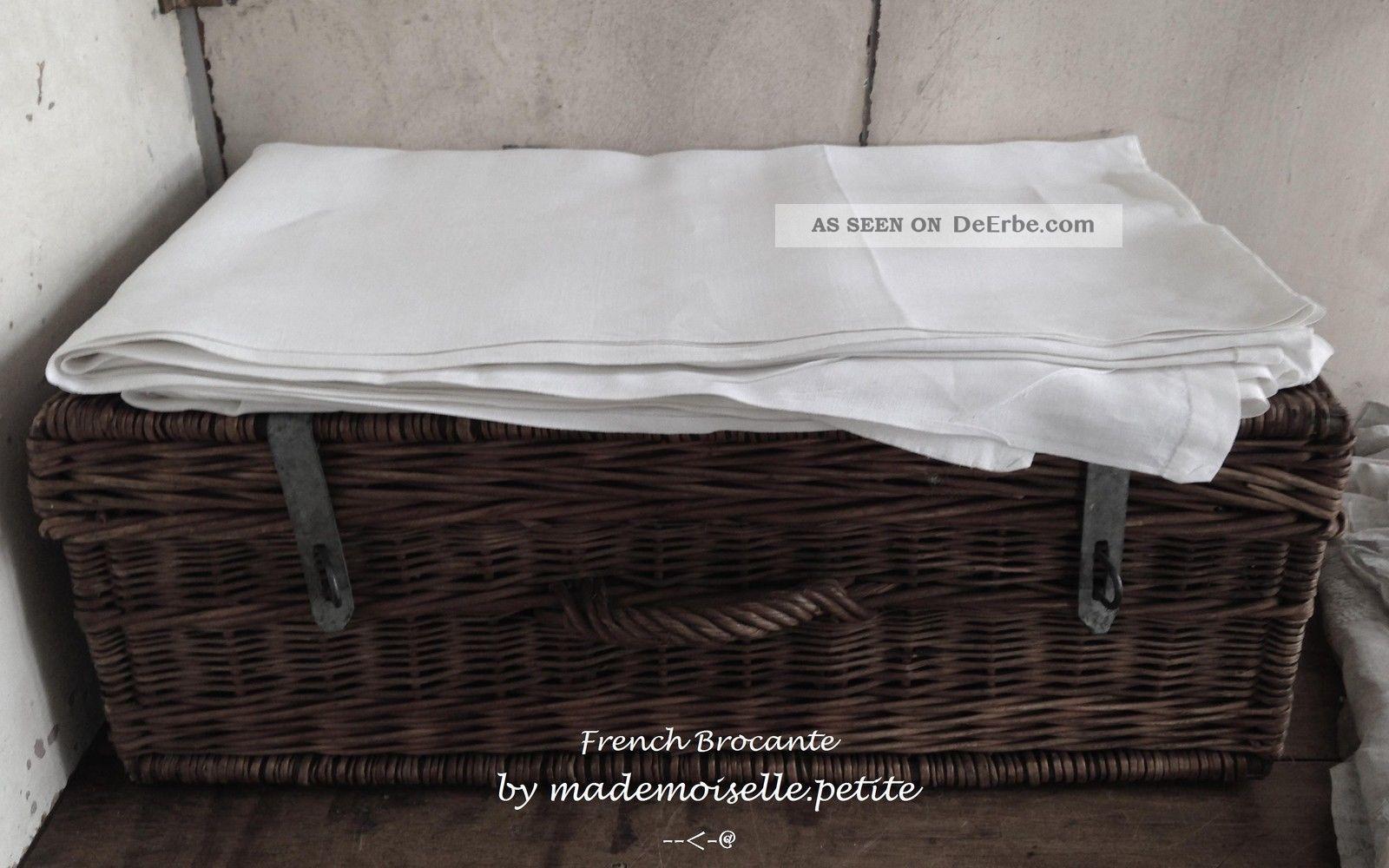Antikes bettlaken leinenlaken leinen bett tuch for Bett und tuch