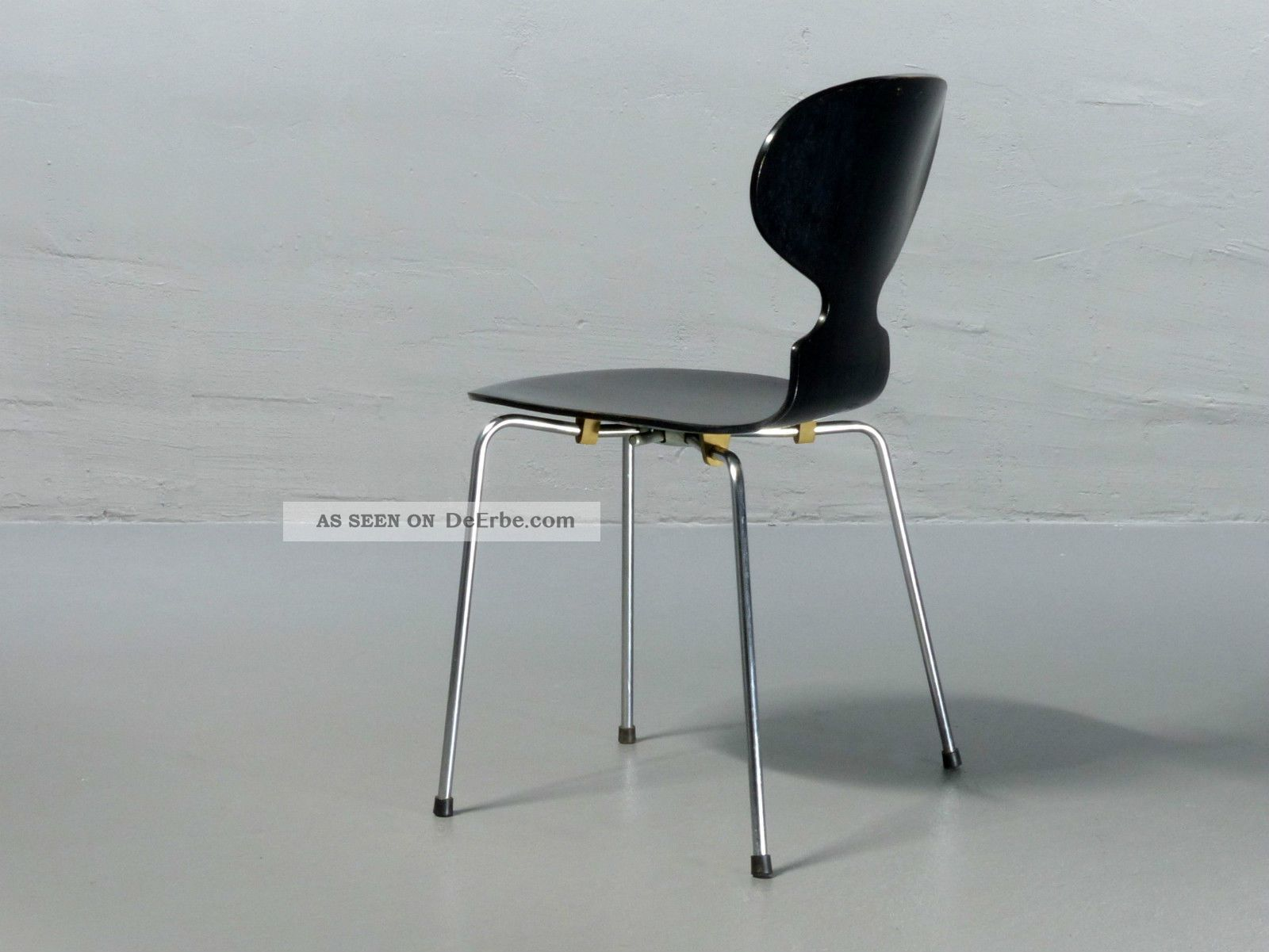 1967 arne jacobsen ameise 3101 fritz hansen 1967 stuhl chair chaise ant fourmi. Black Bedroom Furniture Sets. Home Design Ideas
