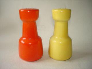 Vase Keramik Pfeffer Salz Streuer Fatlava Wgp Ceramic Design Studio Pottery 60er Bild