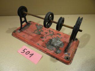 Antriebsmodell Kleine Transmission Bing / Dampfmaschine Bild