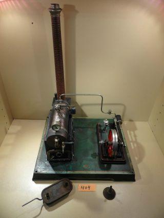 Dampfmaschine Doll 348/5 Von 1937 Mit Brenner Bild