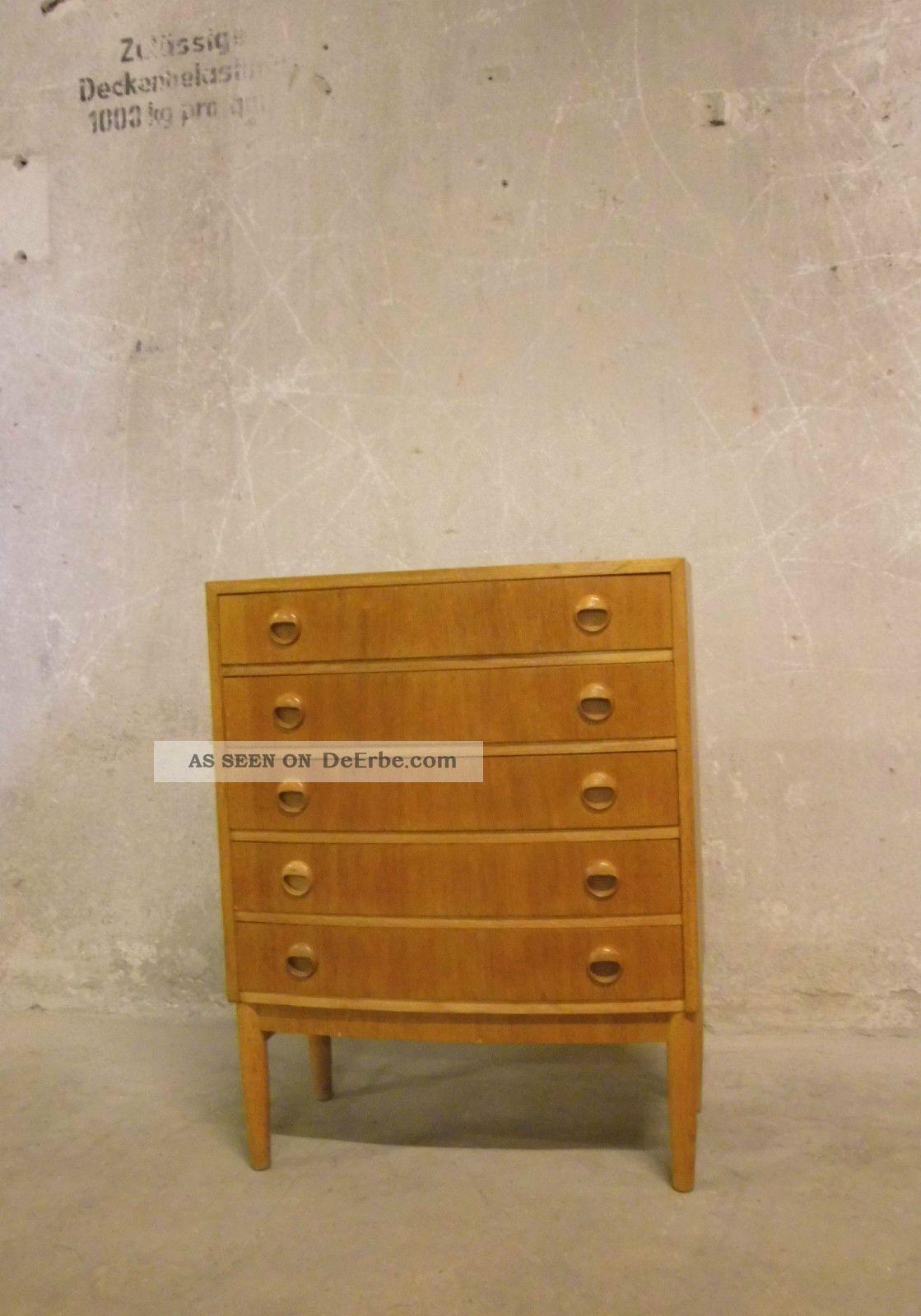 esche kommode danish design denmark mid century modern 50s. Black Bedroom Furniture Sets. Home Design Ideas