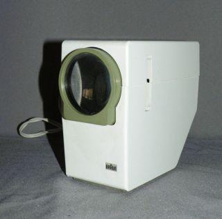 Braun Diaprojektor / Diabetrachter Combiscope D5,  Design Dieter Rams 1962 D 5 Bild