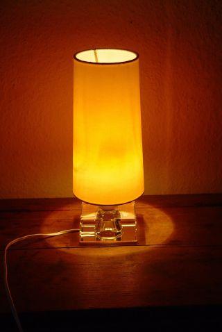 Peill & Putzler Ära Tischleuchte Lampe Kubus Leuchte Bild