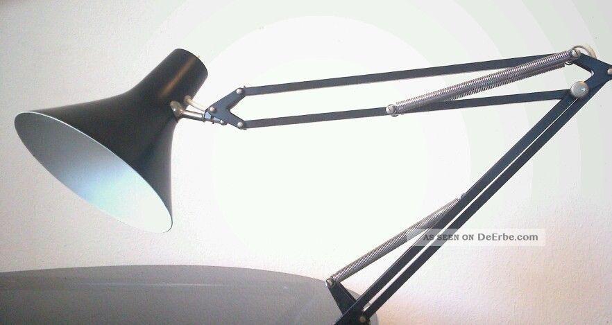 Stylische Schreibtischlampe - Architektenlampe 60 - Er Jahre 1950-1959 Bild
