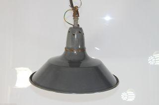 1 Von 7 Art Deco - Bauhaus Lampe - Loft - Fabriklampe - Industrielampe Bild