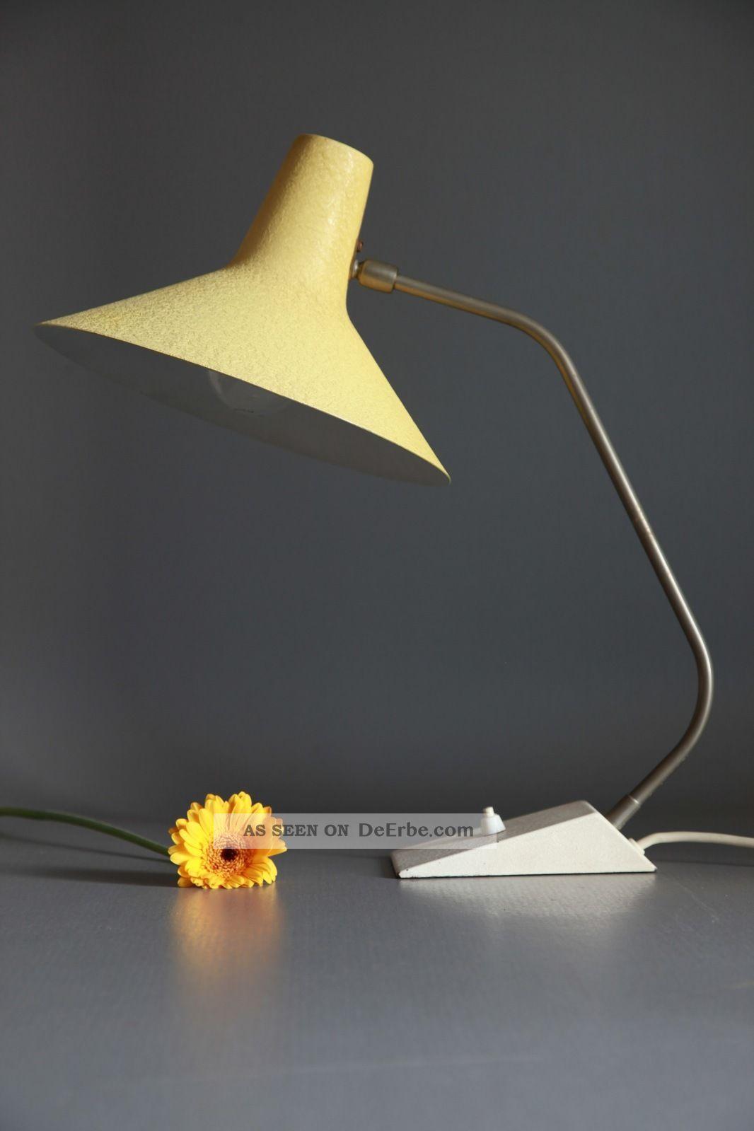 Schreibtischlampe 50er Jahre Sis Kalff 50er 60er Stilnovo 1950-1959 Bild