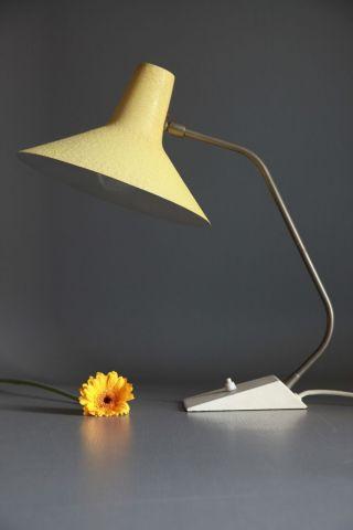 Schreibtischlampe 50er Jahre Sis Kalff 50er 60er Stilnovo Bild