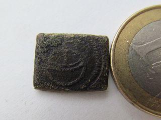 Alte Munzgewicht,  Gold Gulden,  Reichsapfel Bild