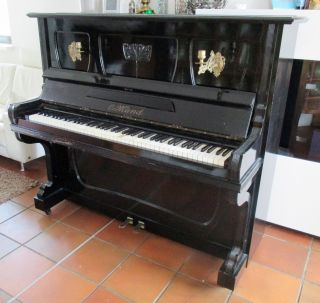 musikinstrumente tasteninstrumente antiquit ten. Black Bedroom Furniture Sets. Home Design Ideas