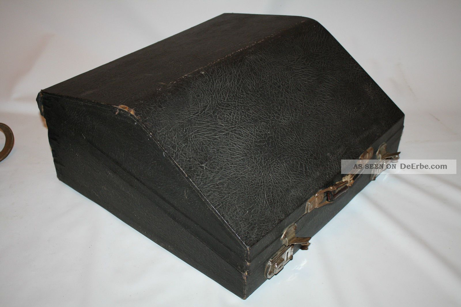 hohner akkordeon verdi i mit koffer zum aufarbeiten oder als deko. Black Bedroom Furniture Sets. Home Design Ideas