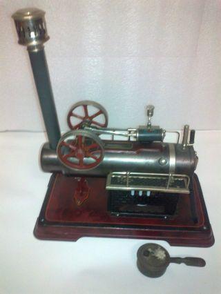 Stationäre Dampfmaschine Doll 511/2 Bild