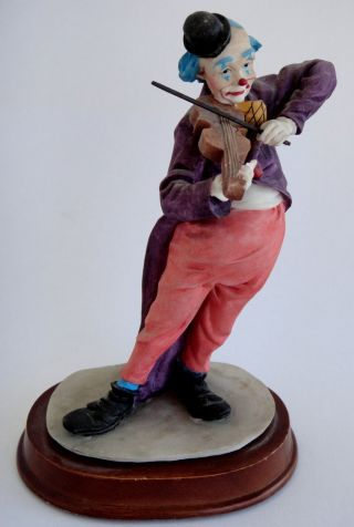 Goebel Figur Happy Clowns 1989 Bild