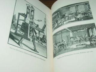500 Jahre Buch Und Druck Von 1940 Bild