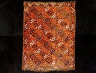 Antiker Teppich - Antique Rug Bild