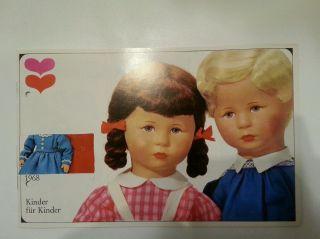 KÄthe Kruse Katalog 1968 Bild