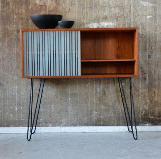 60er Kai Kristiansen Kommode Danish Design 60s Vintage Cabinet Eames Knoll ära Bild