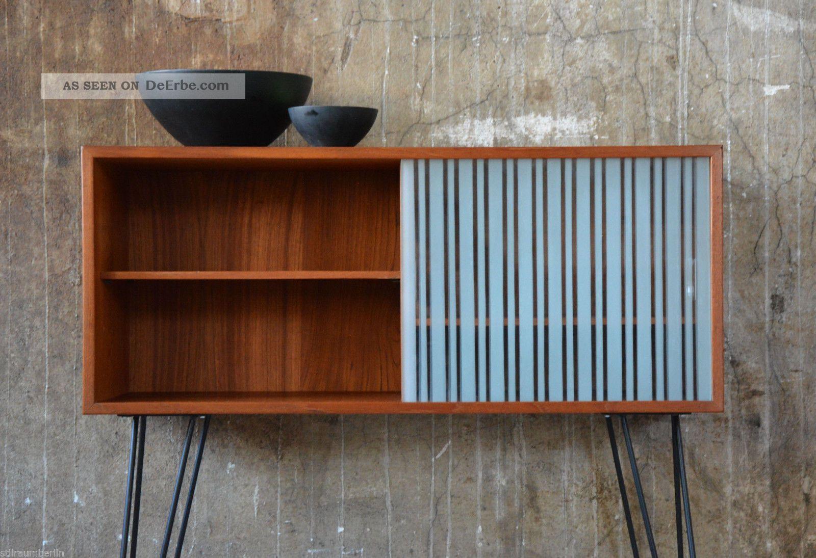 60er Kai Kristiansen Kommode Danish Design 60s Vintage Cabinet Eames