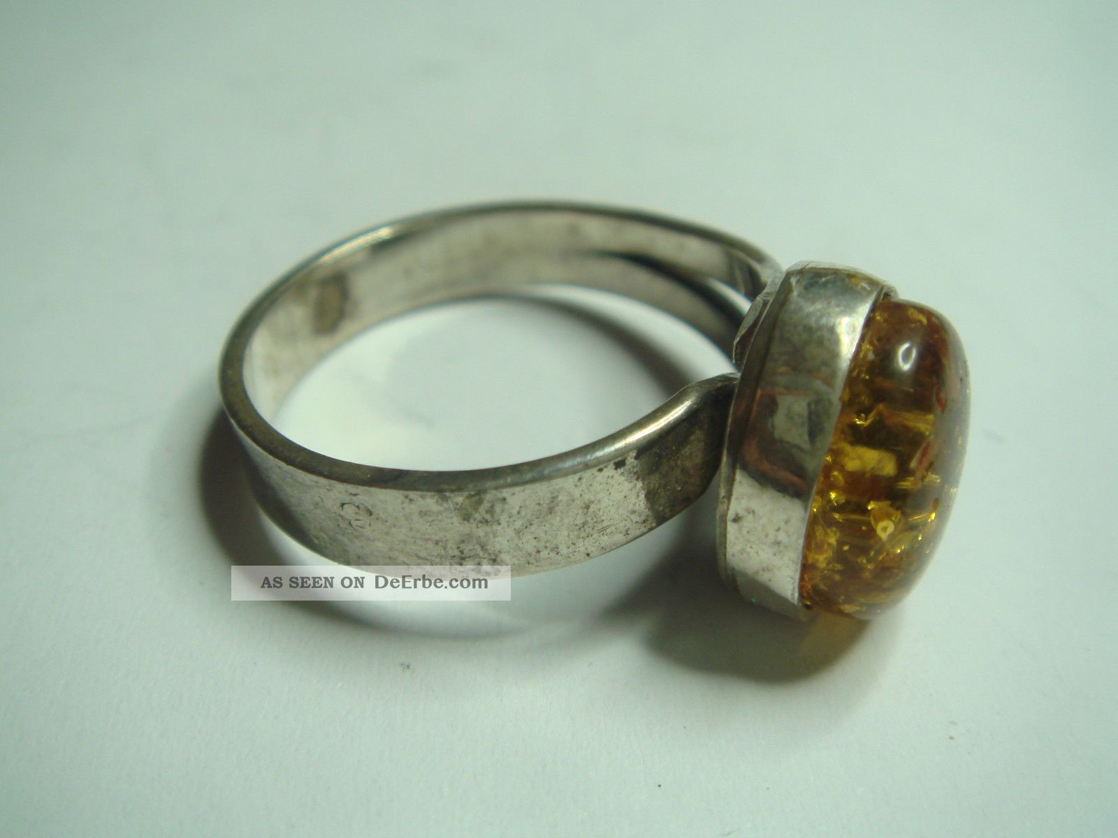 566 antiker verstellbarer vintage ring echt silber 925 mit. Black Bedroom Furniture Sets. Home Design Ideas