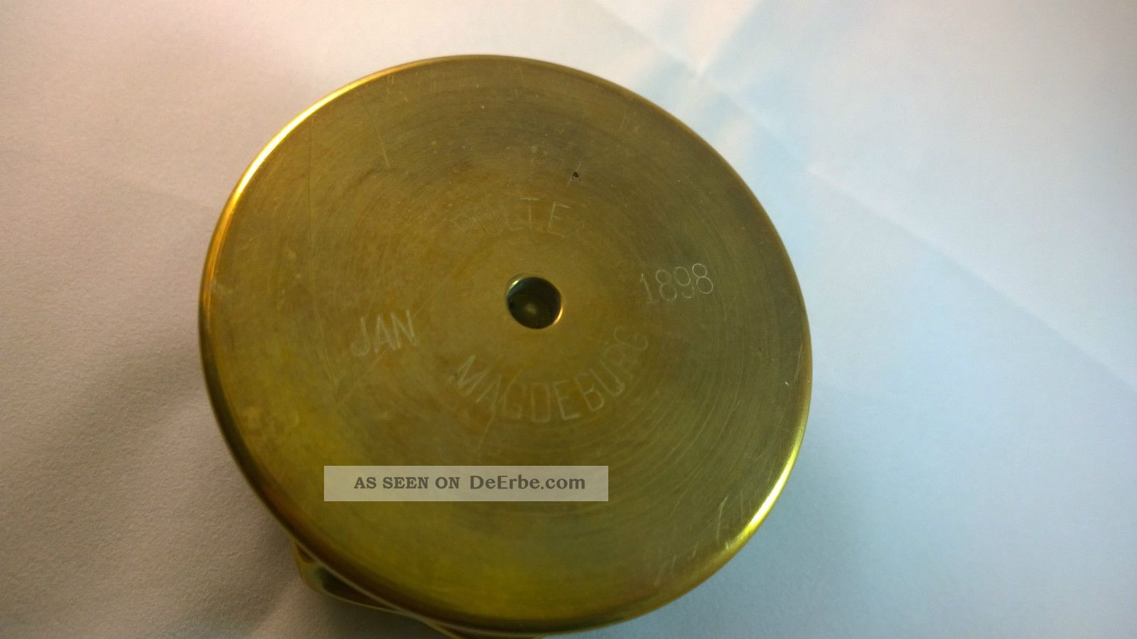 Granath lse aschenbecher polte magdeburg jan 1898 for Garderobe 8003