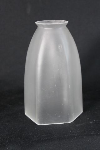 Art Deco - Glasschirm - Lampenglas - Ersatzschirm Bild