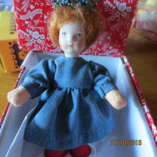 Käthe Kruse Puppenstubepuppe