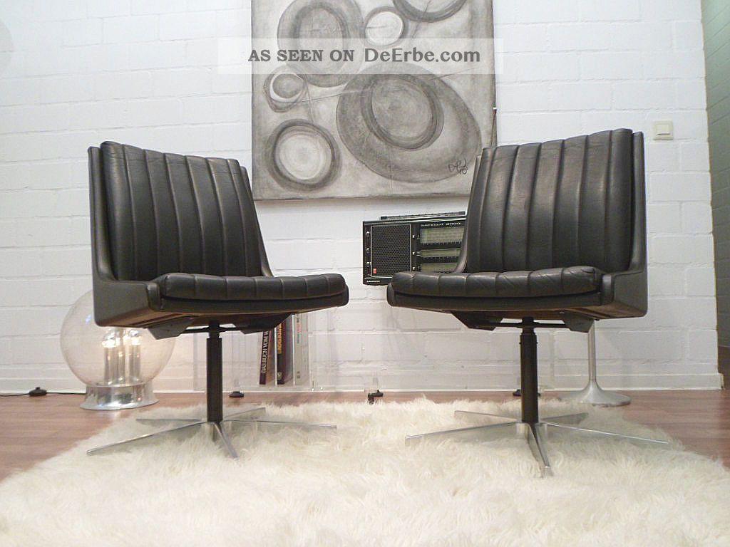 60er vintage design b rost hle stoll giroflex. Black Bedroom Furniture Sets. Home Design Ideas