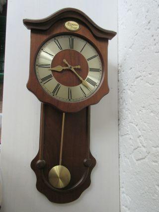 Meister Anker Wand Uhr / Pendel Uhr Bild