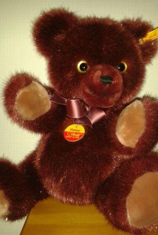 Steiff Teddy Teddybär Petsy 012983 12983 Bild
