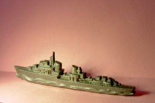 Whw Rss 1940 Wkii Drk Militaria ZerstÖrer Marine Kriegsschiff Schiff Abz.  Badge Bild