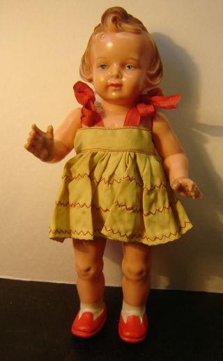 Puppen Celluloidpuppe 21cm  (236k) Bild