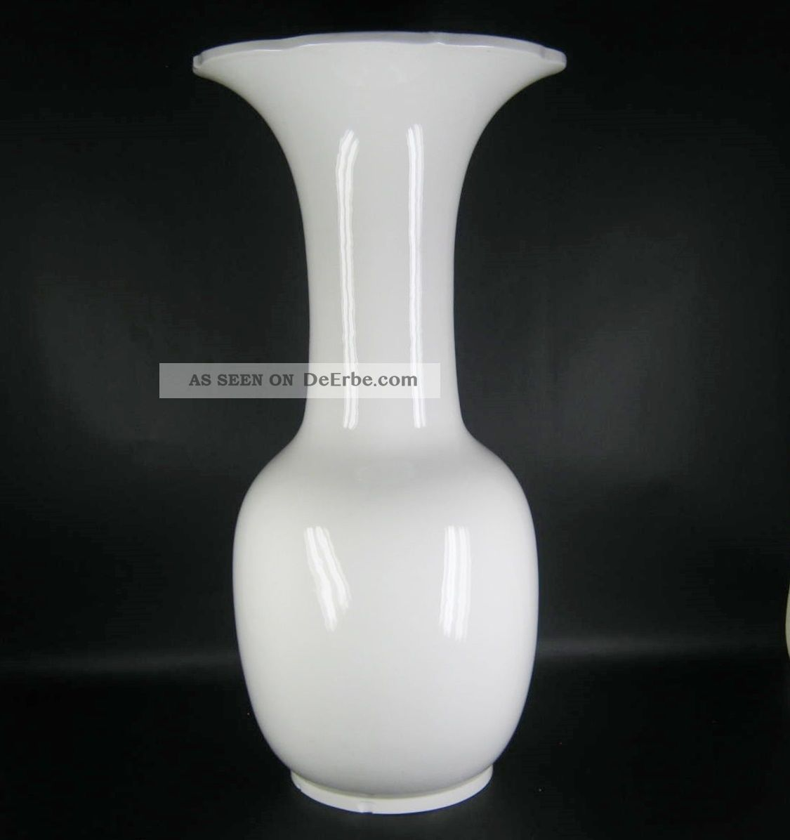seltene kpm berlin porzellan vase bodenvase weiss 1 wahl floor vase 57cm. Black Bedroom Furniture Sets. Home Design Ideas