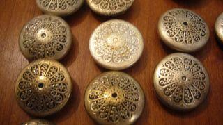 Knöpfe Trachtenknöpfe - - Metallknöpfe - - 50 Stück - - Um 1930 Bild