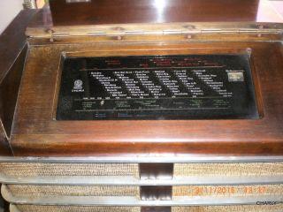 Saba Röhrenradio 442 Wlk 1936/37 Bild