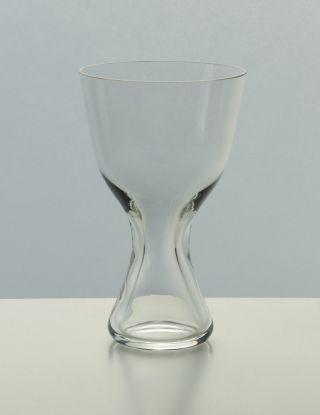 Wilhelm Wagenfeld Wmf Vase Wv 469 Klar 1961 Kristall Glas 60er Jahre Bild