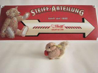 Steiff Woll Eichhorn Eichhörnchen,  Woolen Squirrel 4505,  43 Mit Kf Bild