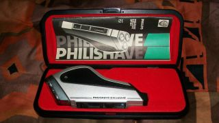 Philishave Exclusive Hp 1601 Bild