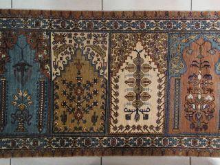 Wandteppich Kaiseri Seide Alt Mit 600.  000 - 700.  000 Koto/quadratmeter Bild