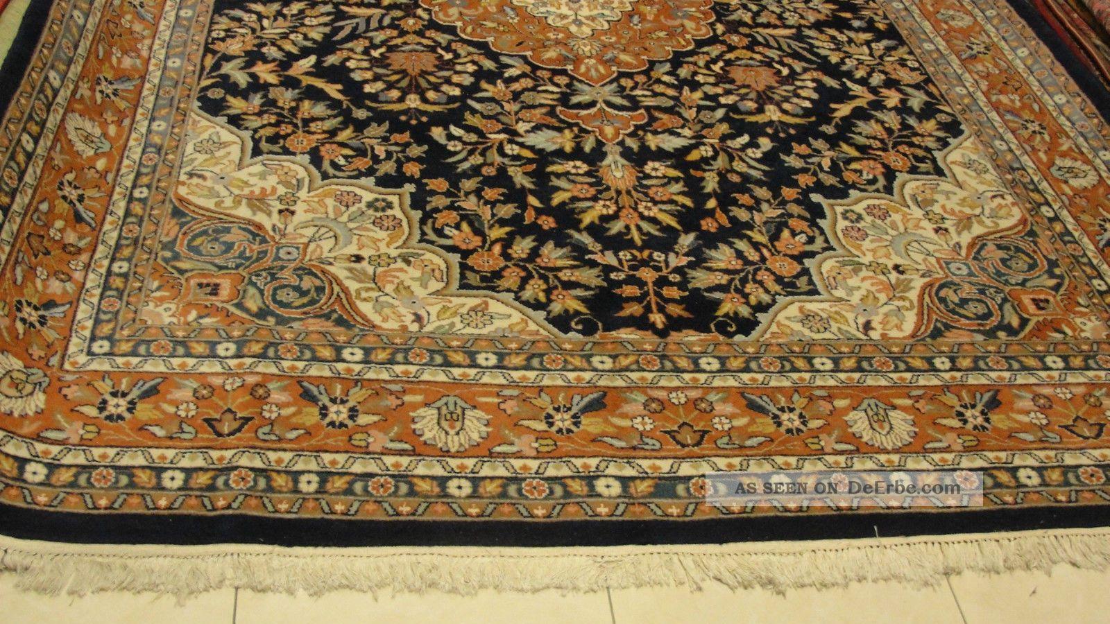 wunderschoner orient perser teppich 350x250 cm tapis carpet tappeto tapijt 0650. Black Bedroom Furniture Sets. Home Design Ideas