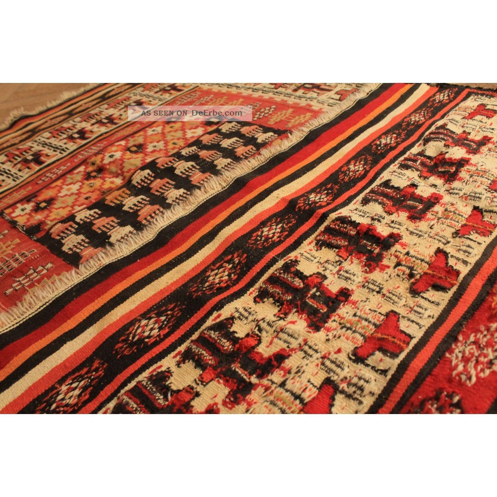 antiker sammler teppich kelim sumack kaukasus old rug carpet tappeto 120x200cm. Black Bedroom Furniture Sets. Home Design Ideas