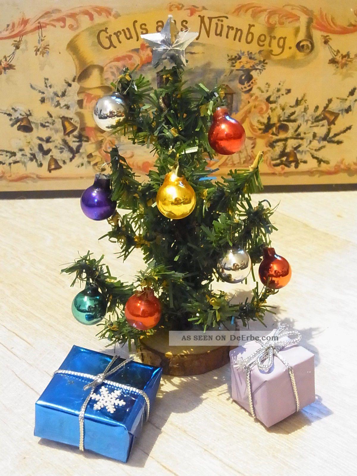 weihnachtsbaum christbaum tannenbaum puppenstube puppenhaus. Black Bedroom Furniture Sets. Home Design Ideas